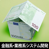 金融系・業務系システム開発